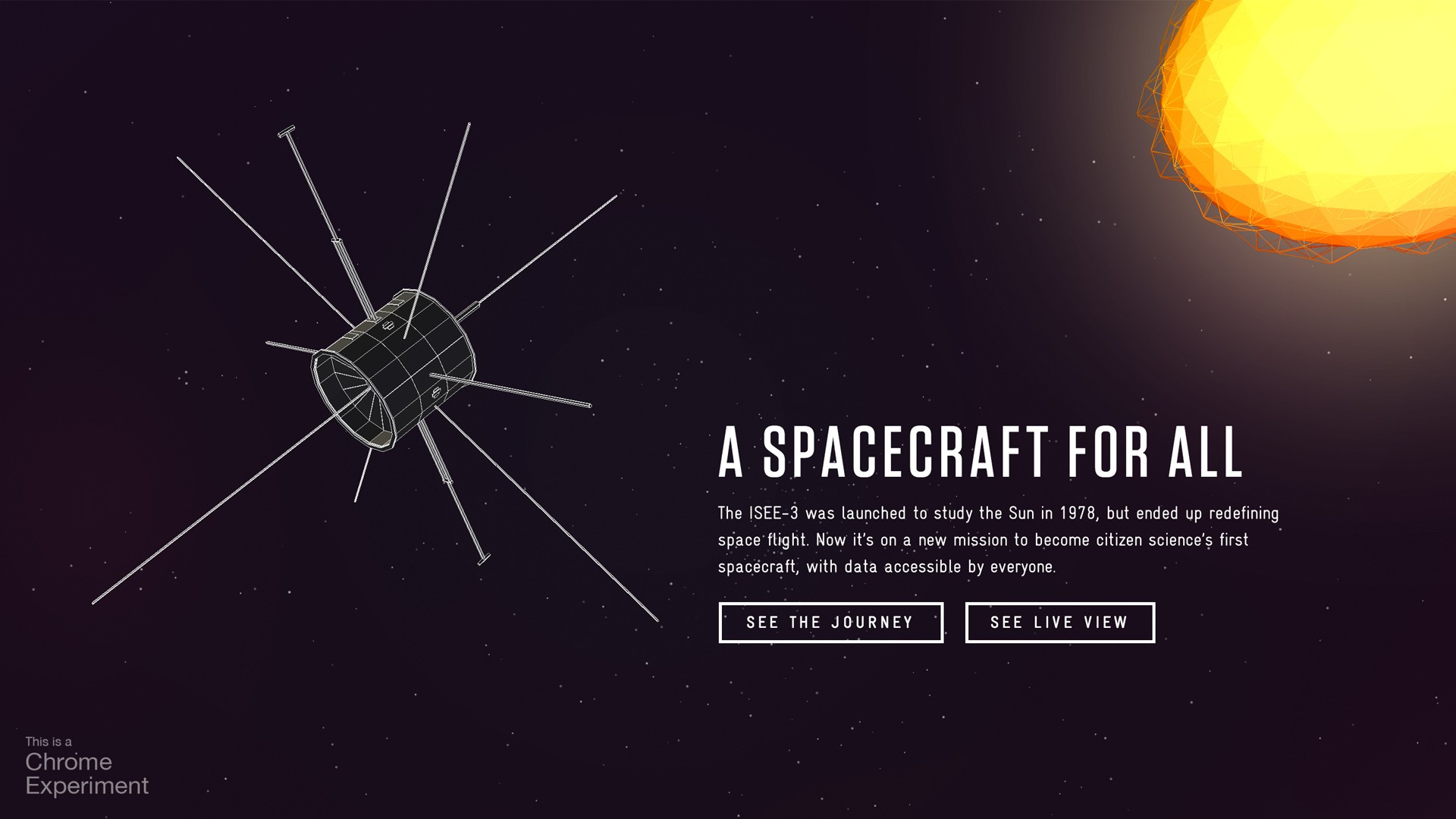 Spacecraft For All